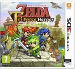 Copertina The Legend of Zelda: Triforce Heroes - 3DS