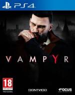 Copertina Vampyr - PS4