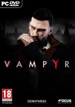Copertina Vampyr - PC