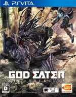 Copertina God Eater: Resurrection - PS Vita