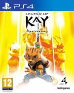 Copertina Legend of Kay Anniversary - PS4