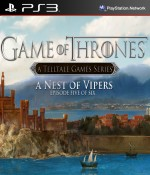 Copertina Game of Thrones Episode 5: A Nest of Vipers - PS3