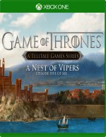 Copertina Game of Thrones Episode 5: A Nest of Vipers - Xbox One