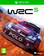 Copertina World Rally Championship 5 - Xbox One