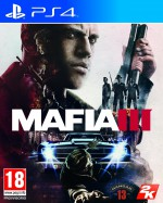 Copertina Mafia III - PS4