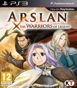 Copertina Arslan: The Warriors of Legend - PS3
