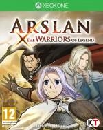 Copertina Arslan: The Warriors of Legend - Xbox One