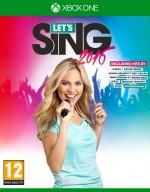 Copertina Let's Sing 2016 - Xbox One