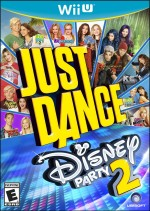 Copertina Just Dance: Disney Party 2 - Wii U