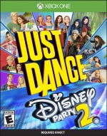 Copertina Just Dance: Disney Party 2 - Xbox One