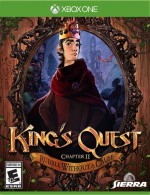 Copertina King's Quest Episode 2: Rubble Without a Cause - Xbox One