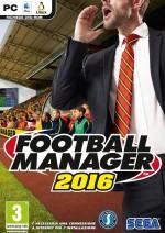 Copertina Football Manager 2016 - PC