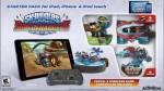 Copertina Skylanders SuperChargers - iPad