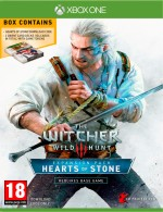 Copertina The Witcher 3: Hearts of Stone - Xbox One