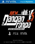 Copertina New Danganronpa V3 - PS Vita