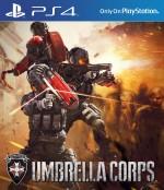 Copertina Resident Evil: Umbrella Corps - PS4