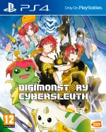 Copertina Digimon Story: Cyber Sleuth - PS4