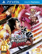 Copertina One Piece: Burning Blood - PS Vita