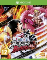 Copertina One Piece: Burning Blood - Xbox One