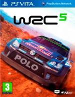 Copertina World Rally Championship 5 - PS Vita