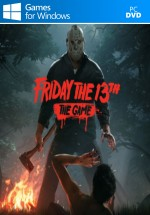 Copertina Friday the 13th - PC