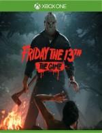 Copertina Friday the 13th - Xbox One