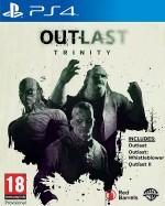 Copertina Outlast 2 - PS4