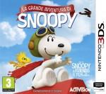 Copertina Peanuts: La Grande Avventura di Snoopy - 3DS