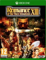 Copertina Romance of the Three Kingdoms XIII - Xbox One