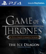 Copertina Game of Thrones Episode 6: The Ice Dragon - PS4