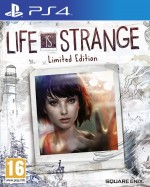 Copertina Life is Strange - Limited Edition - PS4