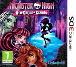 Copertina Monster High: Una Nuova Mostramica a Scuola - 3DS