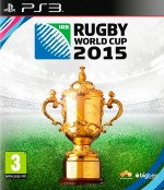 Copertina Rugby World Cup 2015 - PS3