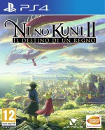 Copertina Ni No Kuni II: Il Destino di un Regno - PS4