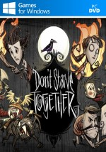 Copertina Don't Starve Together - PC