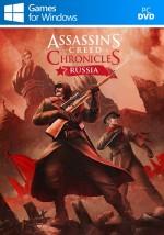 Copertina Assassin's Creed Chronicles: Russia - PC