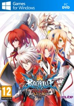 Copertina BlazBlue: Chrono Phantasma EXTEND - PC