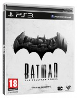Copertina Batman - The Telltale Series - PS3