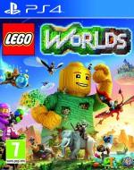 Copertina LEGO Worlds - PS4