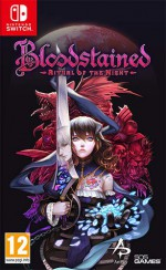 Copertina Bloodstained: Ritual of the Night - Switch