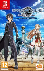 Copertina Sword Art Online: Hollow Realization - Switch