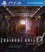 Copertina Resident Evil 0 HD Remaster - PS4