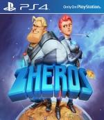 Copertina Zheros - PS4