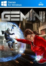 Copertina Gemini: Heroes Reborn - PC