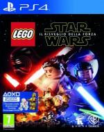 Copertina LEGO Star Wars: Il risveglio della Forza - PS4