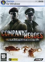 Copertina Company of Heroes: Opposing Fronts - PC