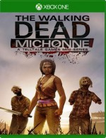 Copertina The Walking Dead Michonne - Episode 1: In Too Deep - Xbox One