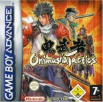 Copertina Onimusha Tactics - Game Boy