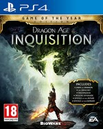 Copertina Dragon Age: Inquisition - Game of the Year Edition - PS4