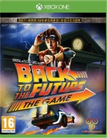 Copertina Back To The Future: The Game - 30th Anniversary Edition - Xbox One